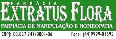 EXTRATUS FLORA - Farmacia Homeopatica de Manipulaçao ME