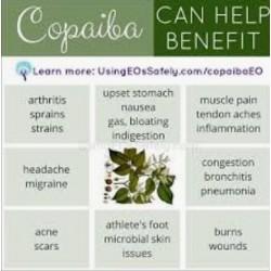 Copaibaoil (Copaifera sp) 20ml