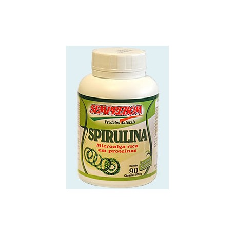 SPIRULINA  430mg  60 Pills
