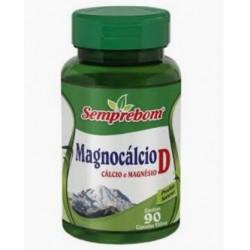 Magnocalcium D (Calcium-Magnesia) 90 Pills