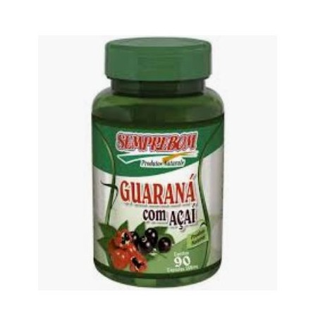Guarana with Acai  90 Pills