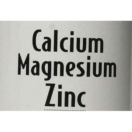 Zinc, Magnesia and Calcium 90 Pills